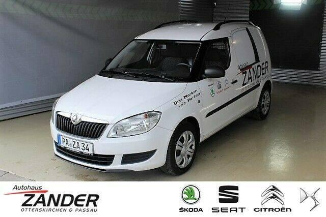 Škoda Roomster 1.2TDI Praktik Klima ZV Klima - 2013