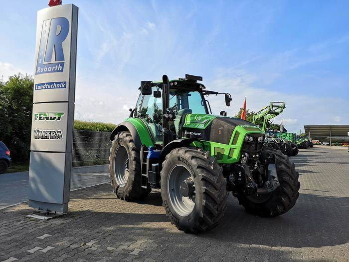 Deutz-fahr Agrotron 7250 Ttv - 2014
