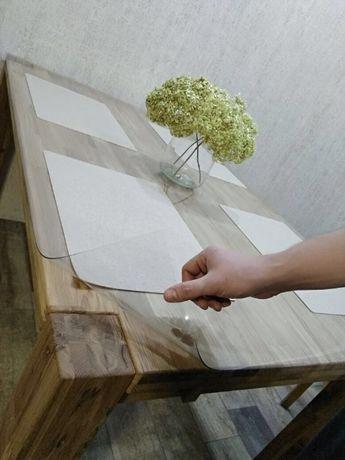 Захисна плівка ПВХ /скатертини для столу, м'яке скло Харків - зображення 6