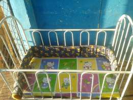 Selling a cot feeding chair and carry cot