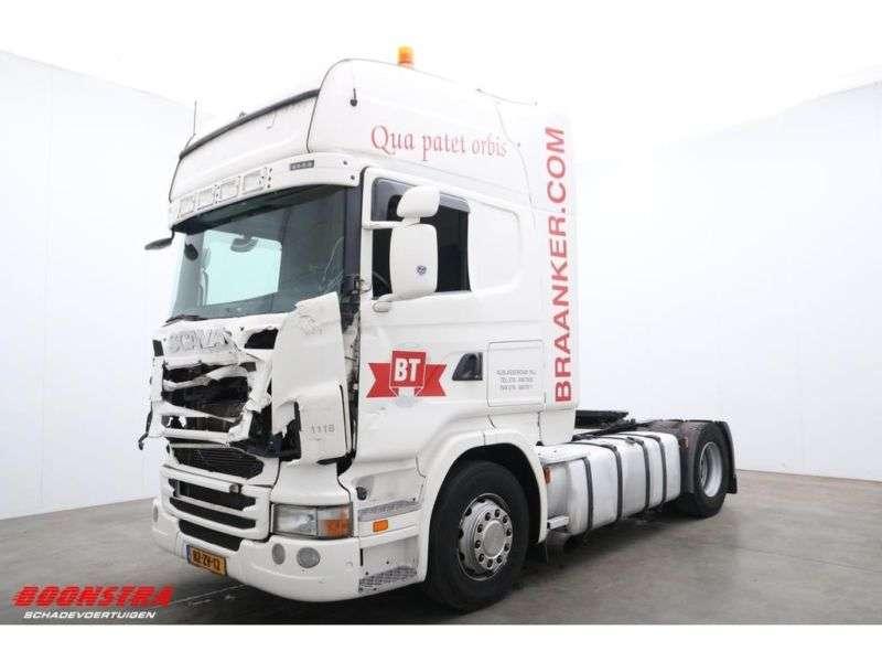 Scania R 440 A 4x2 Aut. Topline Euro 5 - 2012