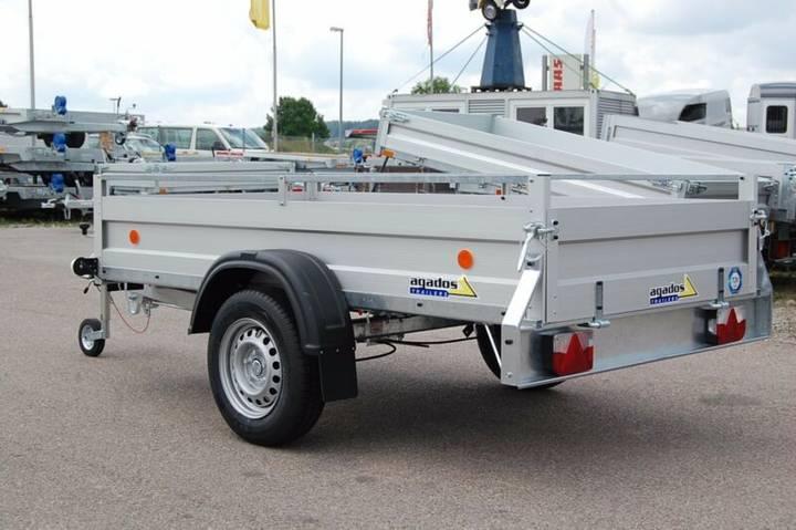 Agados VZ 26 Alu PKW Transportanhänger 750 kg