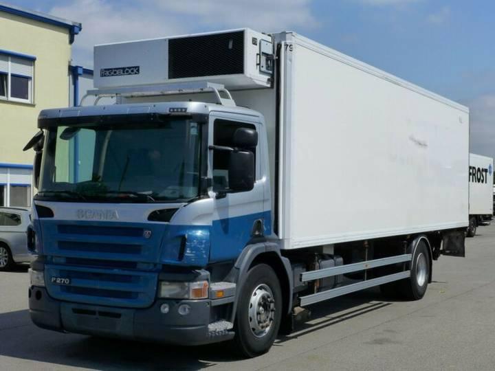 Scania P270*Euro 4*Frigoblock*LBW*2.Verdampfer*Schalter - 2009