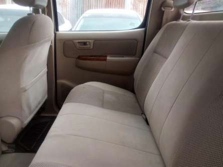 Toyota Hilux Double Cabin On sale Parklands - image 4