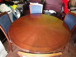 Ex america dining table