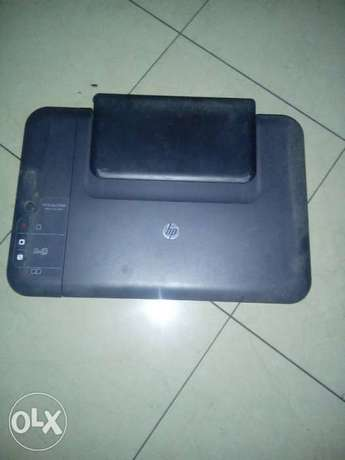 HP Desk jet colour printer Port Harcourt - image 1