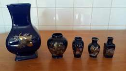 Chinese Vases - Set of Five