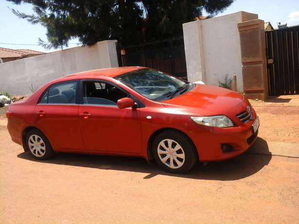 Toyota corolla 1.6 mmt Clayville - image 4