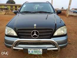 1999 Mercedes Benz ML for sale