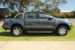 2016 Ford Ranger mkii XLT 6Speed