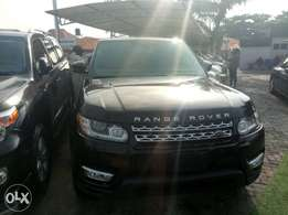 Rang Rover Sport hsc 2014 3months old