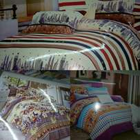 Quality duvet covers (1 bed sheet+ 2 pillow cases
