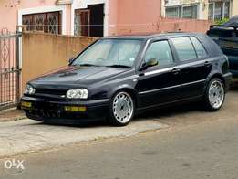 GOLF 3 GTI 97 clean machine