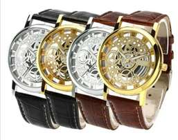 Brand New Hollow Skeleton Watches For Sale