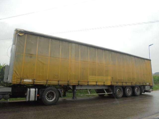 Schmitz Cargobull Oplegger - 2002