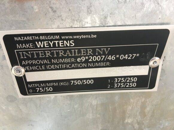 weytens 300*150 bbwo light  for sale by auction