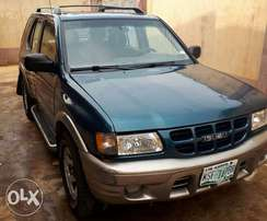 Cheap and clean isuzu rodeo for sale