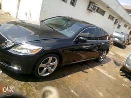 Tokumbo lexus gs350, 2008 model for sale full options