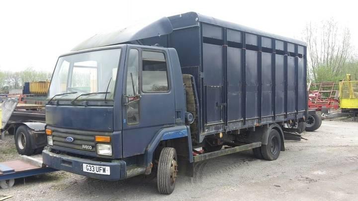 Ford vrachtwagen