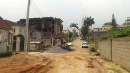 2 Plots of Land with CofO in Agbaoku Estate Opebi Ikeja