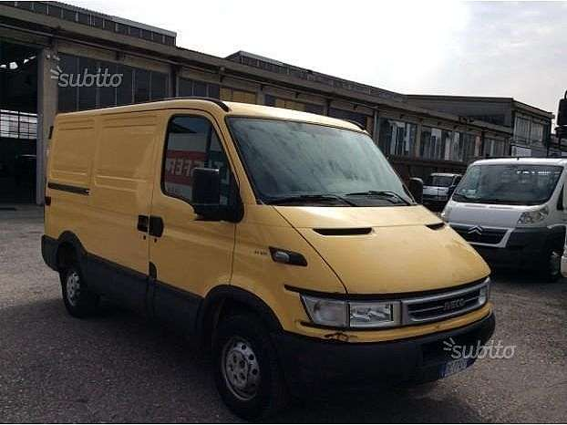 Iveco Daily 29l12 - 2006