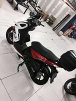 Kymco Super 8 125cc scooter for sale