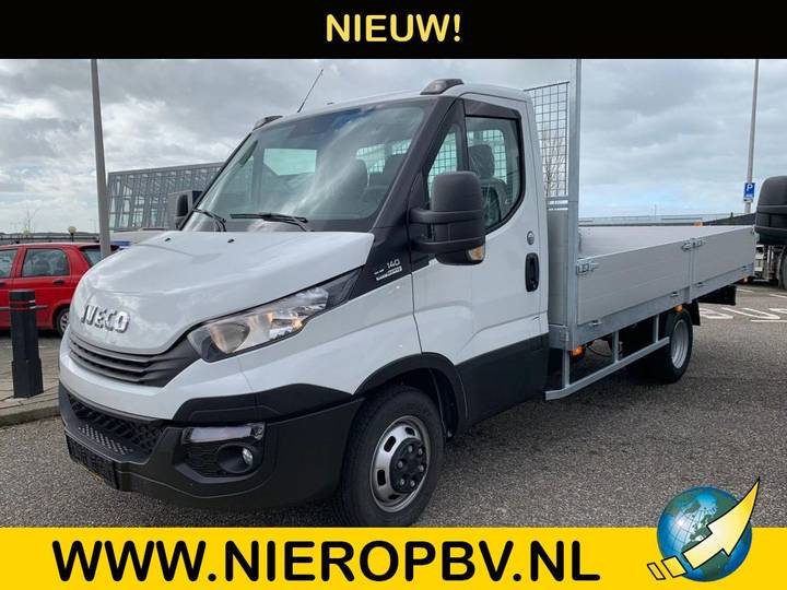 Iveco Daily 35-140 Hi Automatic Nieuw Airco Automaat 140PK 3500... - 2019