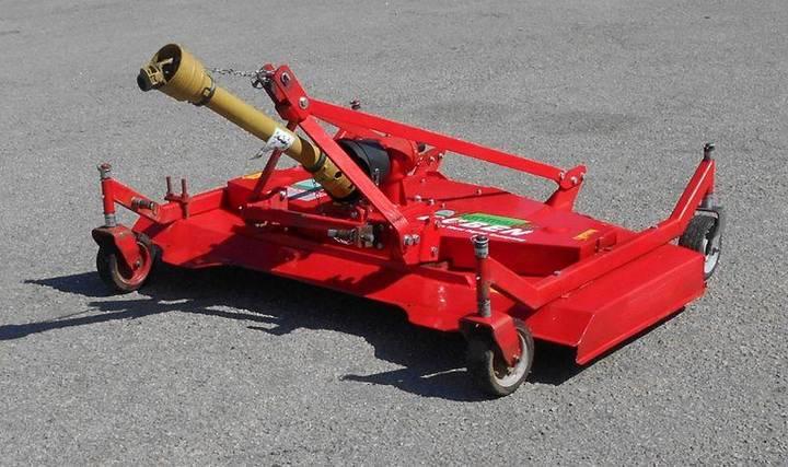 Agrimaster DM 180 P Front - 2010