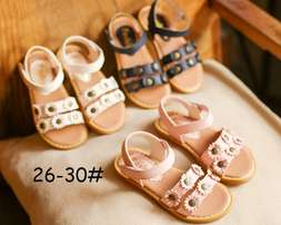 2017 boys sandals sizes 26-30# in 3colorways