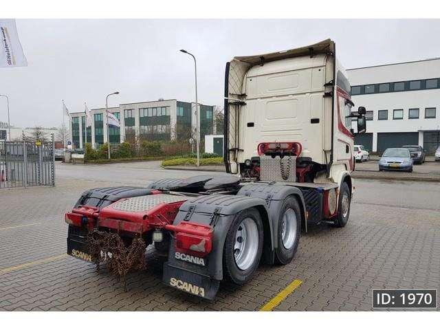 Scania R620 Topline, Euro 5, Retarder, Intarder - 2013 - image 4