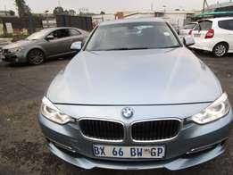 Finance available for 2012 BMW 3 Series,blue in color,4 doors,for sale