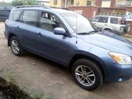 very clean Toyota RAV4 2008 model first body nothing to fix