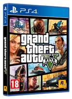 We are selling Grand Theft Auto V (PS4) at GAMING4GEEKS.