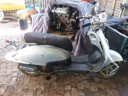 Go moto Yesterday Scooter for sale R3900.00
