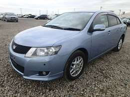 Toyota allion new imported on sale.