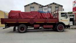8 Ton truck for transport