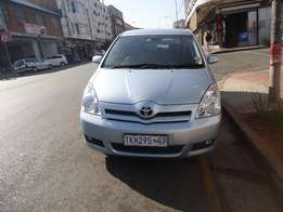 2006 Toyota Verso Available For Sale