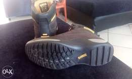 Dewalt steel shoe