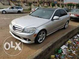 Tokunbo 2008 Mercedes C350 4Matic Up 4Grabs