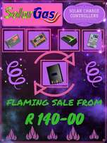 Solar charge controllers/regulators from only R 140-00