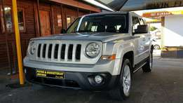 2014 Jeep Patriot 2.4 Petrol