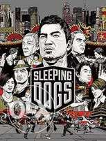 Sleeping dogs PS4 disk for sale or swap