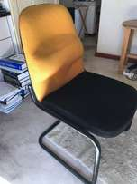 Office chairs for waiting room, very good condition x 2. R450 each neg