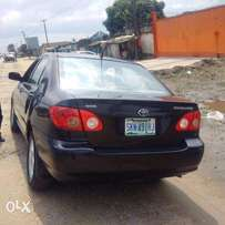 Nigerian Used Toyota Corolla 2005 For Sale