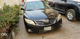 Clean Nigerian used Toyota Camry