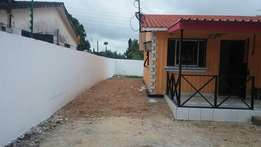 Two bedrooms own compound bungalow house for sale available in bamburi