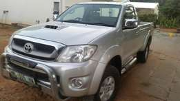 Toyota Hilux Legend 40 2011 Model