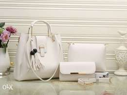 3in1 leather handbags
