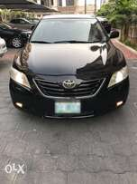 Cuatomized 2010 camry fullest option