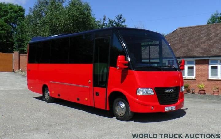 Iveco RAPIDO TURIST L - C70CC | Luxury Mini Bus | 26 + 1 Seats | - 2012